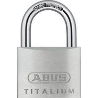 ABUS 64TI/50 hangslot - Zilver