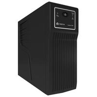 Vertiv Liebert PSP 650 VA (390 W) 230 V UPS - Zwart