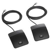 Cisco Wired Microphone Kit, black microfoon - Zwart