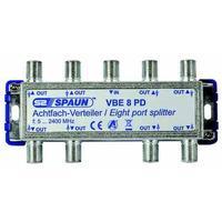 Spaun VBE 8 PD kabel splitter of combiner - Metallic