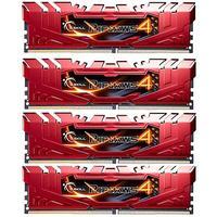 G.Skill RAM-geheugen: Ripjaws 32GB DDR4-2133Mhz - Rood