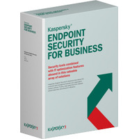 Kaspersky Lab software: Endpoint Security f/Business - Select, 5-9u, 3Y, EDU