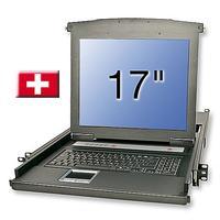 Lindy rack console: 21734 - Zwart