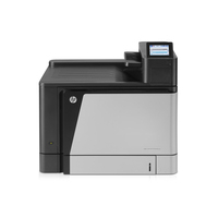 HP laserprinter: LaserJet Color LaserJet Enterprise M855dn printer - Zwart, Cyaan, Magenta, Geel