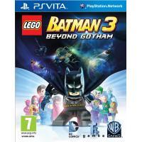 Warner Bros game: LEGO Batman 3, Beyond Gotham  PS Vita