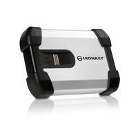 DataLocker externe harde schijf: H200 - Zwart, Grijs