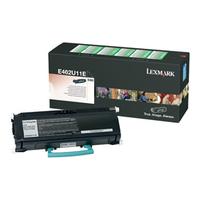 Lexmark cartridge: E462 18K retourprogramma tonercartridge - Zwart