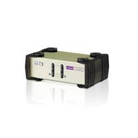 Aten KVM switch: 2 Port PS2/USB KVM/Console/PC PS2/USB