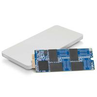 OWC SSD: Aura 6G - Blauw, Zilver