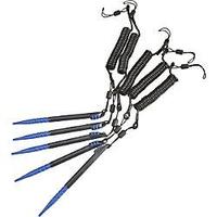 Intermec stylus: Kit 5-pack - Zwart, Blauw