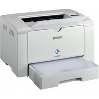 Epson laserprinter: WorkForce AL-M200DN - Zwart