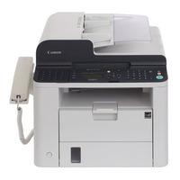 Canon i-SENSYS FAX-L410 Faxmachine - Zwart,Wit