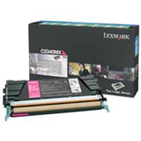 Lexmark toner: C534 - Magenta