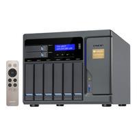 QNAP NAS: TVS-882T - Grijs