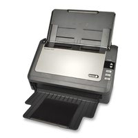 Xerox DocuMate 3125 Sheetfed, Duplex A4, 25ppm/44ipm, 50 sheet ADF, USB 2.0, 600dpi, Visioneer One Touch scanning, .....
