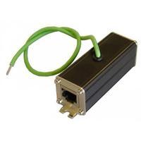 Tycon Systems TP-ESP-1000-POE surge protector - Zwart