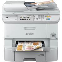 Epson multifunctional: WorkForce Pro WF-6590DWF - Zwart, Cyaan, Magenta, Geel