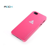 ROCK mobile phone case: Naked Cover Apple iPhone 5/5S/SE, Rose Red - Roze