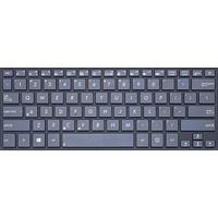 ASUS Keyboard, bulgian, blue Notebook reserve-onderdeel - Blauw