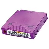 Hewlett Packard Enterprise datatape: HP LTO-6 Ultrium 6.25TB MP RW Custom Labeled Data Cartridge 20 Pack - Paars