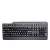 Lenovo toetsenbord: KYBD US IN  - Zwart, QWERTY