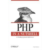 O'Reilly PHP in a Nutshell - PDF formaat product