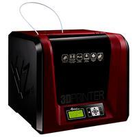 XYZprinting 3D-printer: da Vinci Jr. 1.0 Pro - Zwart, Rood