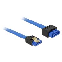 Tragant 84975 ATA kabel - Zwart,Blauw