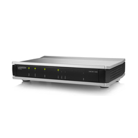 Lancom Systems 1640E (EU) router - Zwart, Zilver