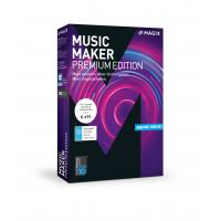Magix audio software: Magix, Music Maker Premium Edition