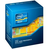 Intel processor: Xeon E3-1230 v3