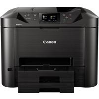 Canon multifunctional: MAXIFY MB5455 - Zwart, Cyaan, Magenta, Geel