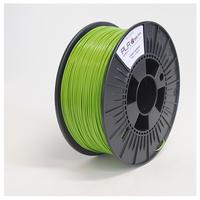 Builder 3D printing material: PLA, Light Green, 1.75mm, 1kg - Groen