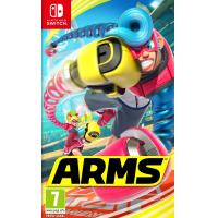 Nintendo game: Arms  Switch