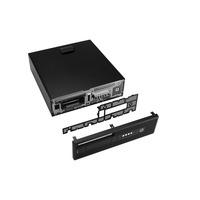HP Computerkast onderdeel: Z240 SFF stoffilter - Zwart, Grijs
