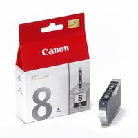 Canon inktcartridge: CLI-8 BK - Zwart