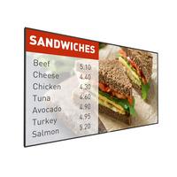 Philips Signage Solutions P-Line-scherm 49BDL5057P/00 Public display - Zwart