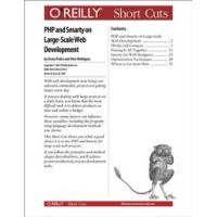 O'Reilly boek: Media PHP and Smarty on Large-Scale Web Development - eBook (PDF)
