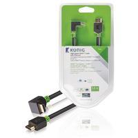 König HDMI kabel: KNV34200E30 - Antraciet