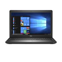 DELL laptop: Latitude 3580 - Zwart