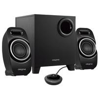Creative Labs luidspreker set: T3250W - Zwart