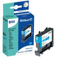 Inktcartridge LC1000 - cyaan