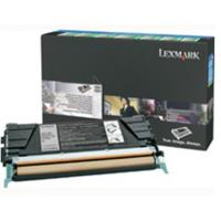 Lexmark toner: Toner, 8000 pages, Black, High Yield, Return Program Corporate - Zwart