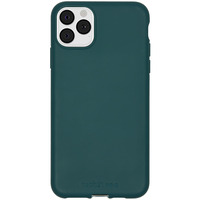 Antimicrobial Backcover iPhone 11 Pro Max - Pine - Groen / Green Mobile phone case