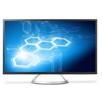 MEDION X58222 Monitor - Zwart, Zilver