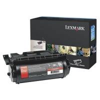 Lexmark toner: T644 Extra High Yield Print Cartridge - Zwart