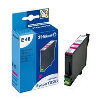 Pelikan Ink Cartridge Epson T055340 Magenta (351500)