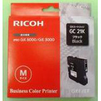 Ricoh inktcartridge: Regular Yield Gel Cartridge Black 1.5k - Zwart