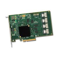 LSI interfaceadapter: SAS 9201-16i - Veelkleurig