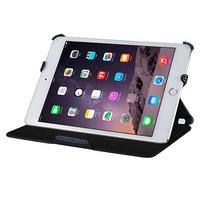 Gecko tablet case: Slimfit beschermhoes geschikt voor Apple iPad Mini 4 - Zwart